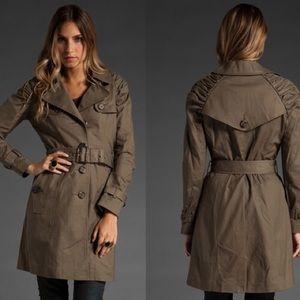 B.B. Dakota Trench Coat